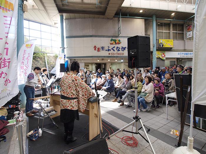 ヨコスカ街なかミュージック【衣笠ライブイベント】