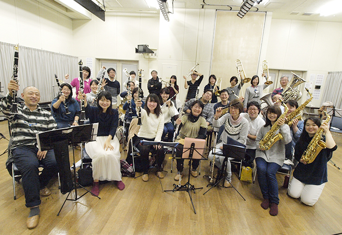横須賀市民吹奏楽団