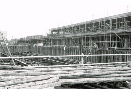 仲通り建設現場02 S.42年