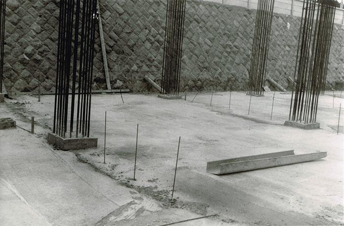 仲通り建設現場(04)S.42年